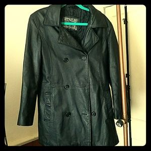 Winlit New York Jackets & Coats - Leather Jacket